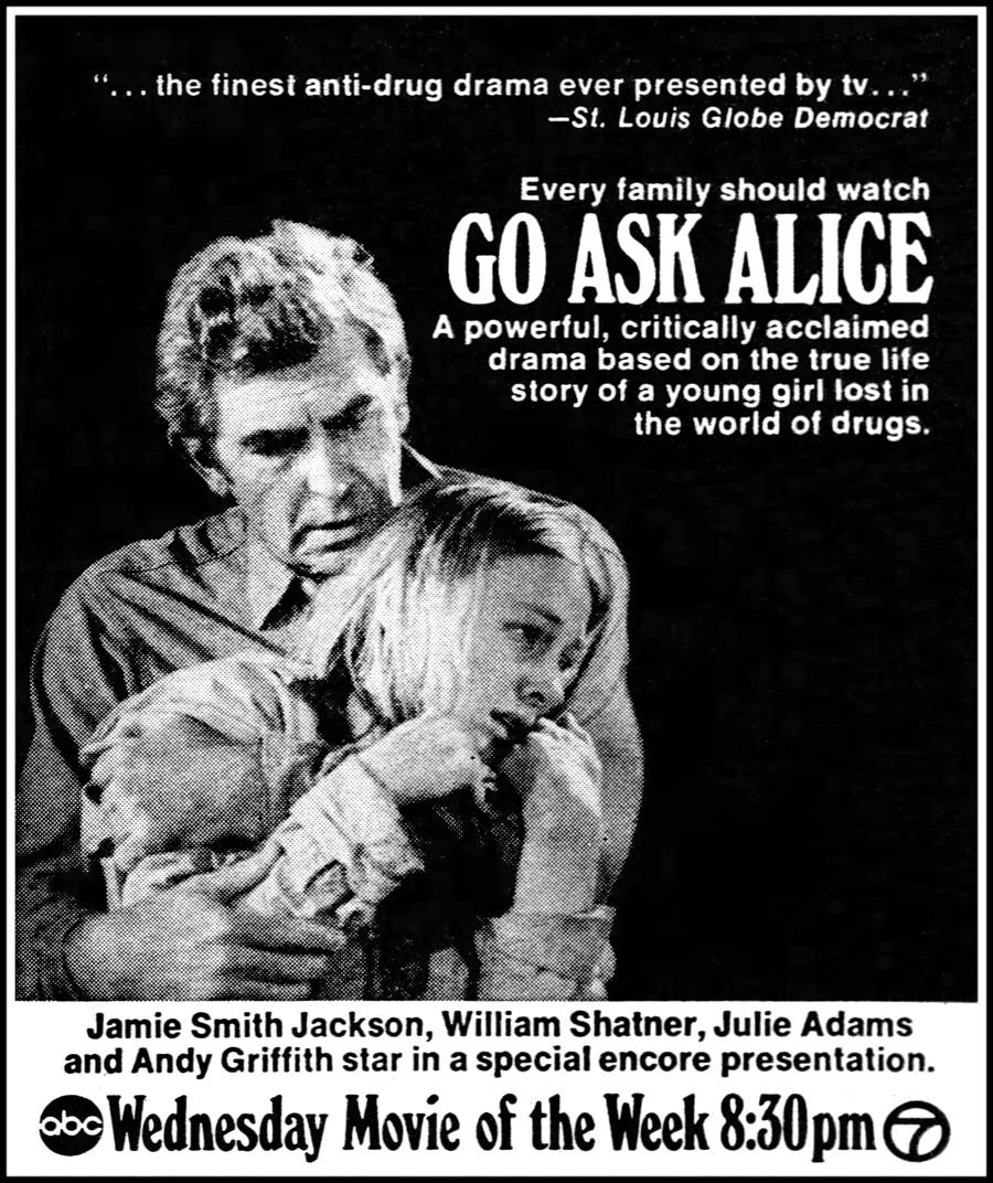 Image result for go ask alice movie images